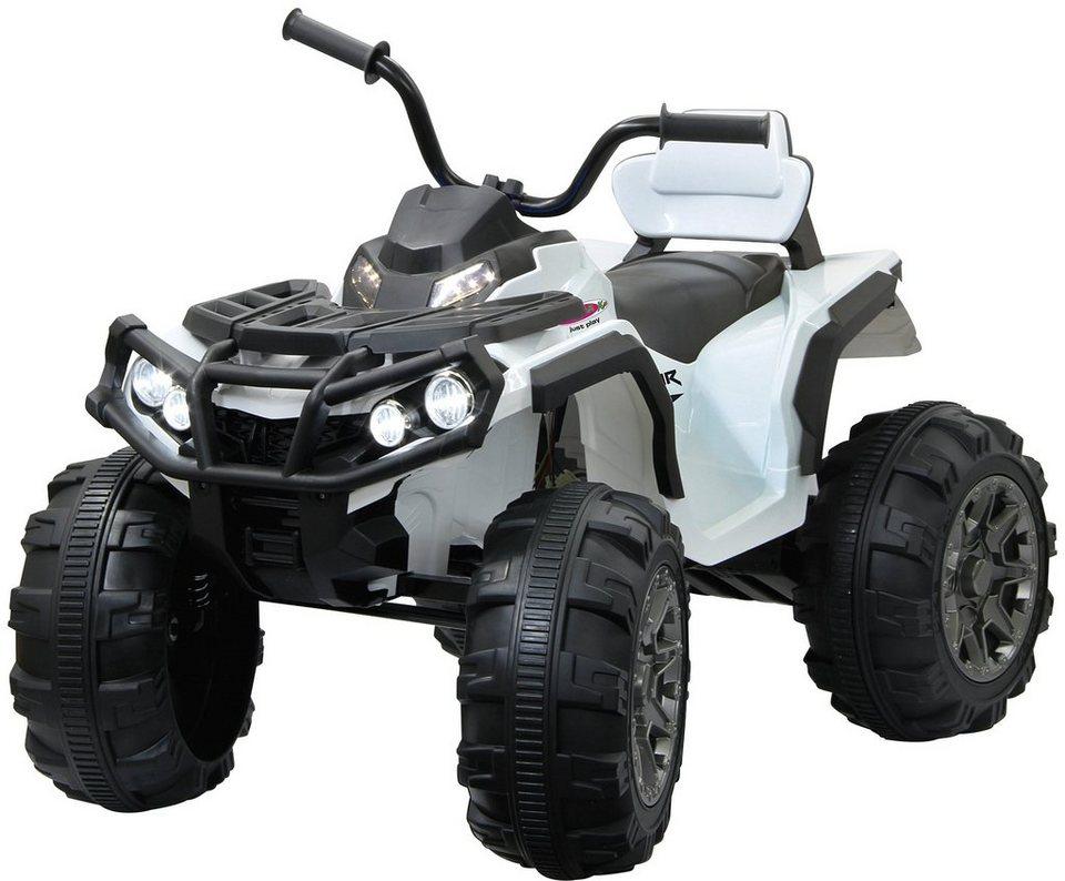 jamara kids elektroauto ride on protector quad wei. Black Bedroom Furniture Sets. Home Design Ideas