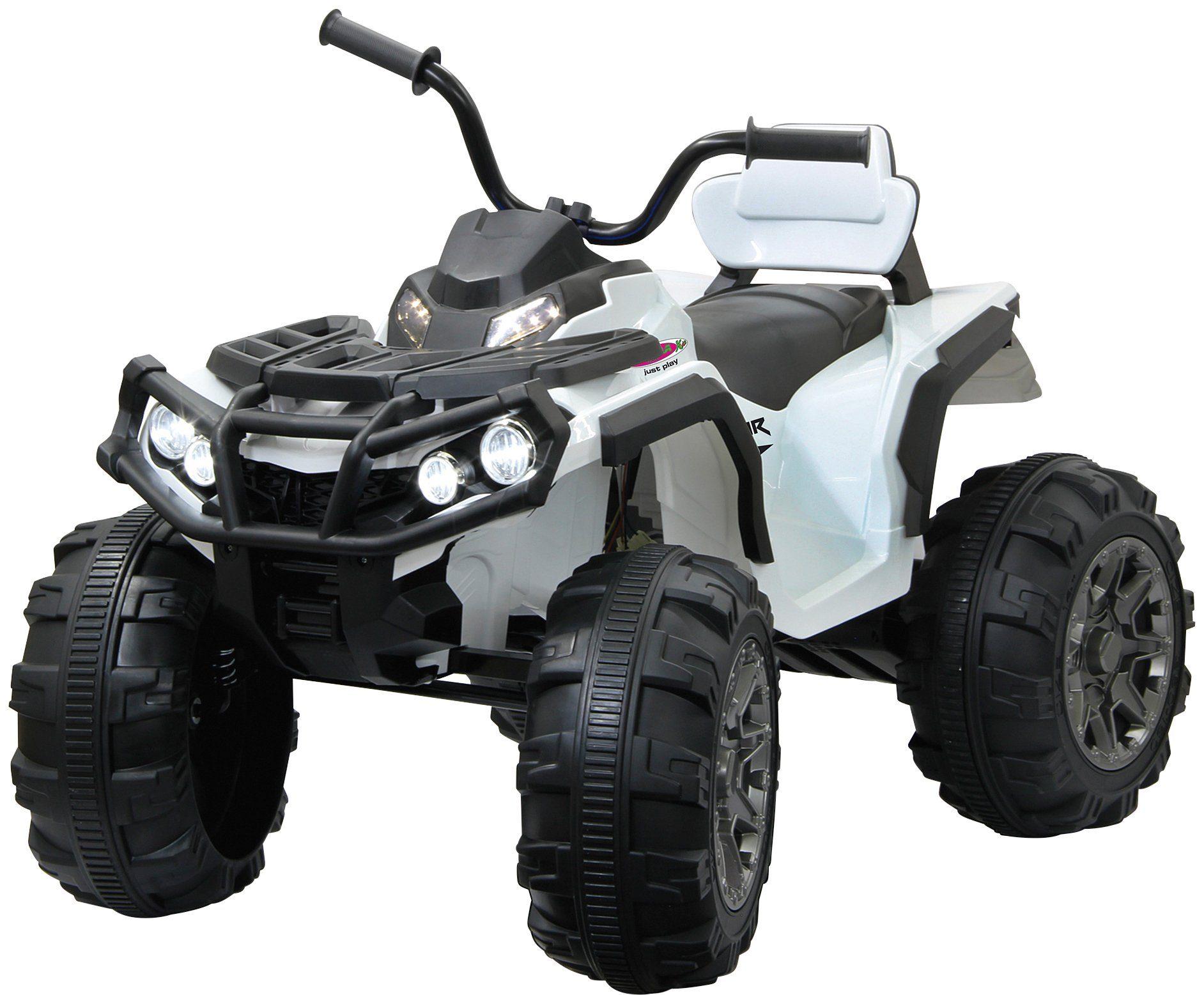 JAMARA KIDS Elektroauto »Ride-on Protector Quad«, weiß