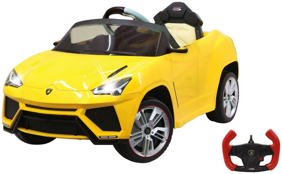 jamara kids elektroauto ride on lamborghini urus gelb inkl fernsteuerung online kaufen otto. Black Bedroom Furniture Sets. Home Design Ideas