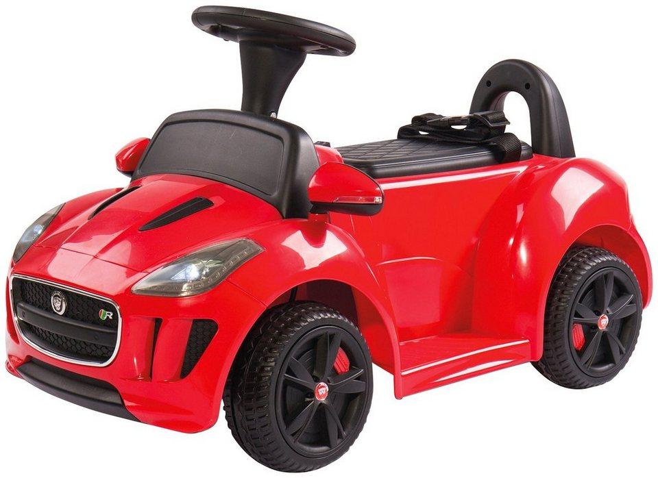 jamara elektroauto ride on kiddy jaguar f r kinder von. Black Bedroom Furniture Sets. Home Design Ideas