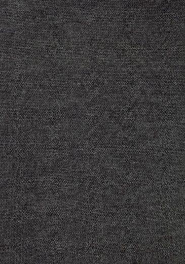 Mit Spitze Verstellbaren Kurzes Lascana Negligé Trägern Anthrazit Meliert Und nZw8XN0OPk