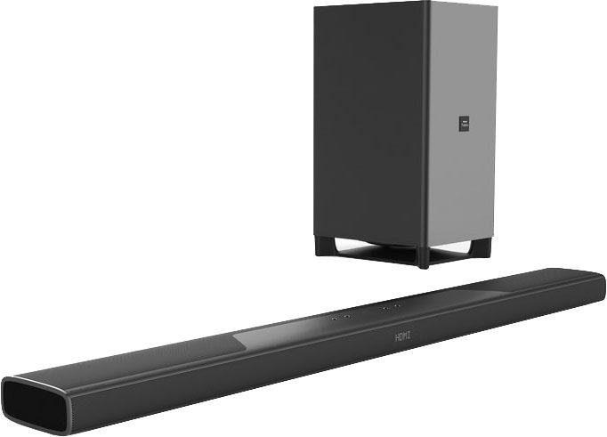 Philips Fidelio 5.1.2 Dolby Atmos® Soundbar mit kabellosem Subwoofer »B8/12« Soundbar (Bluetooth)
