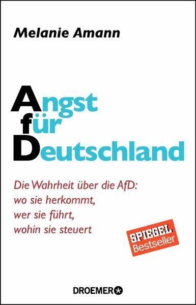 Broschiertes Buch »Angst für Deutschland«