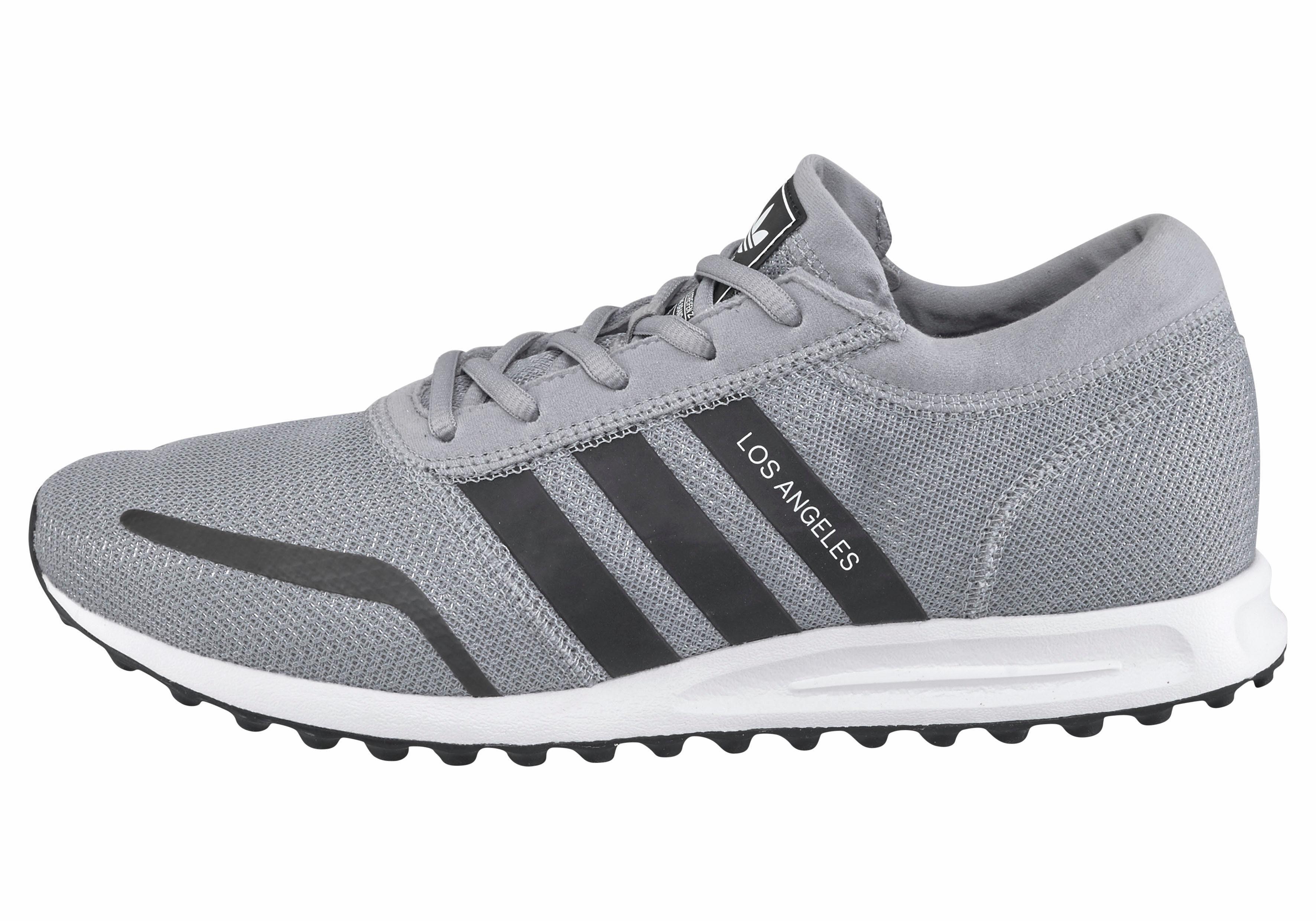 adidas Originals Los Angeles Sneaker kaufen  grau-schwarz