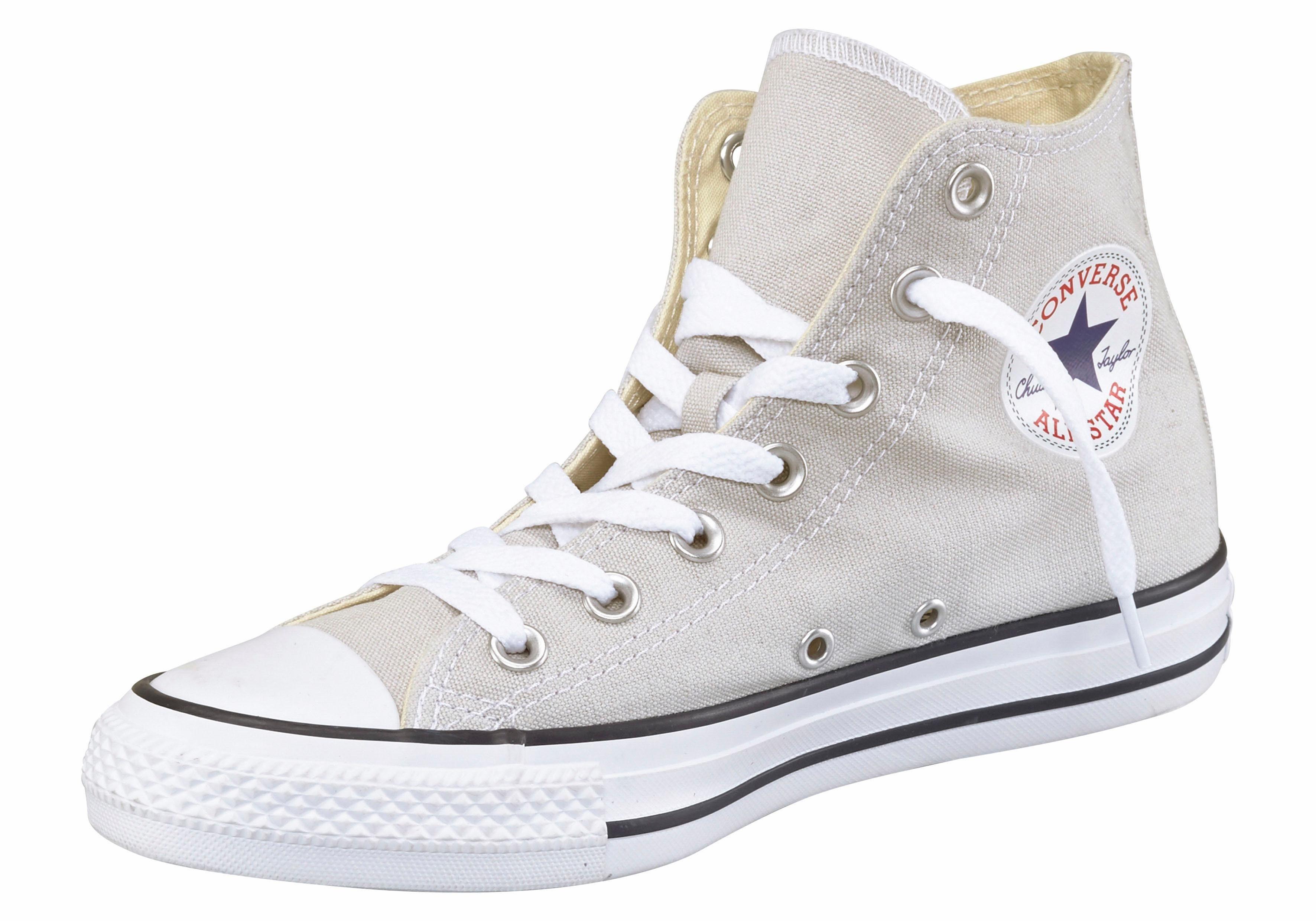 Converse Chuck Taylor All Star Hi Sneaker, Seasonal Unisex online kaufen  hellgrau