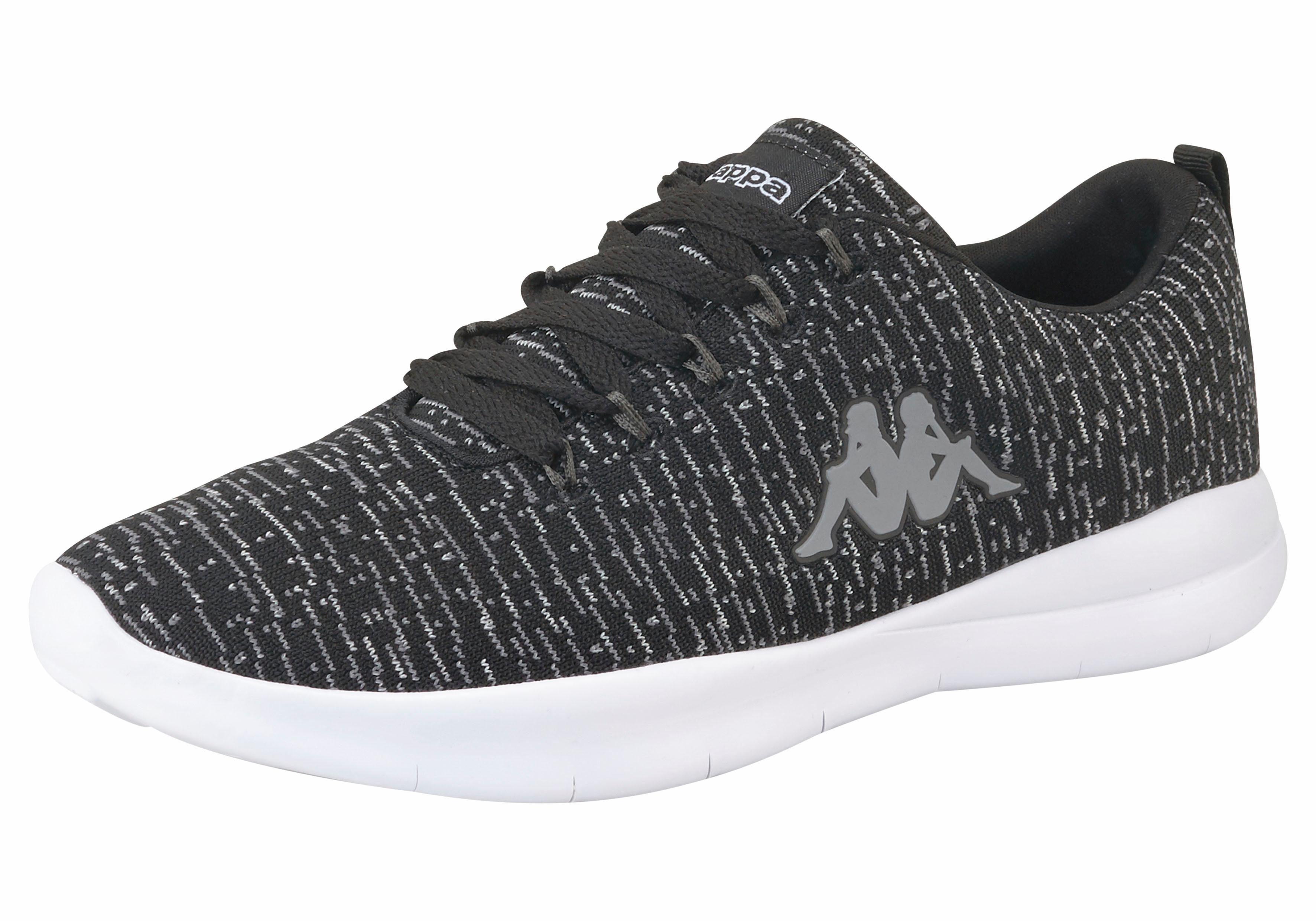 Kappa »Careless U« Sneaker, schwarz, 46 46