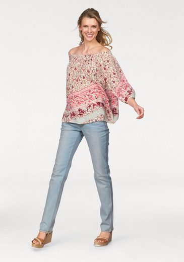 Cheer Carmen Blouse, With Variable Wear
