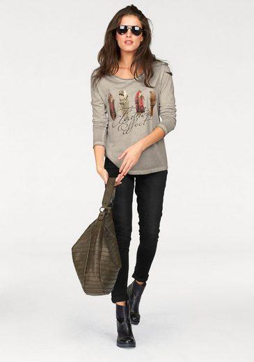 Aniston Langarmshirt