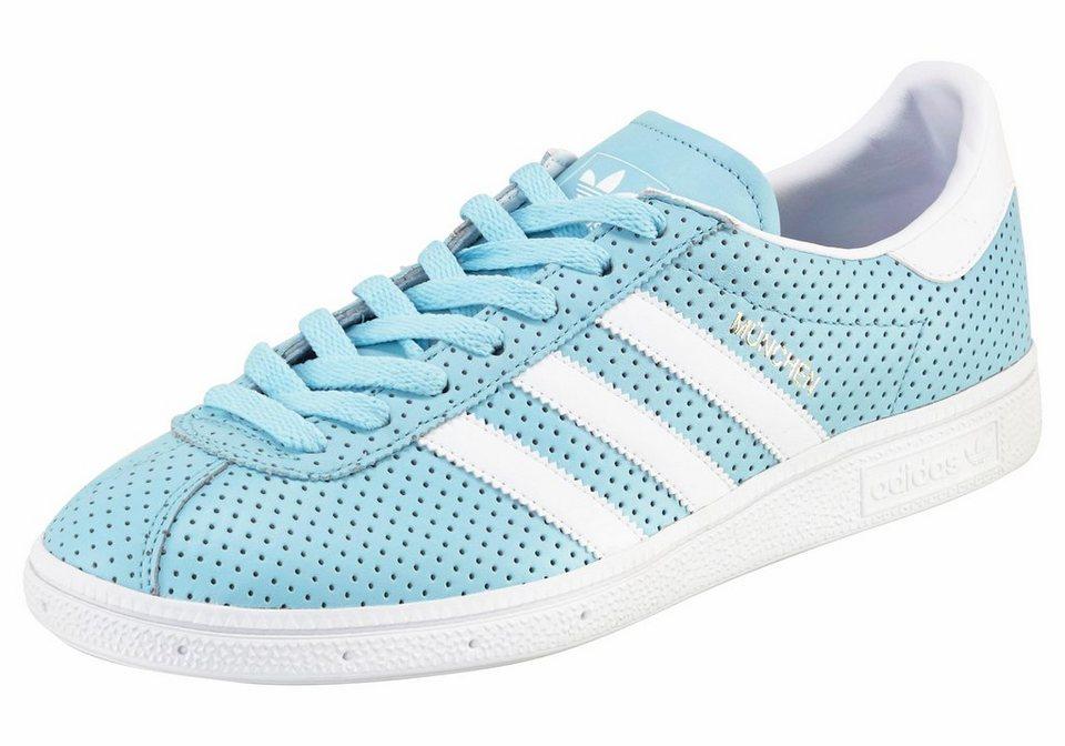 974536c6a0 adidas Originals »München« Sneaker, Atmungsaktives und weiches ...