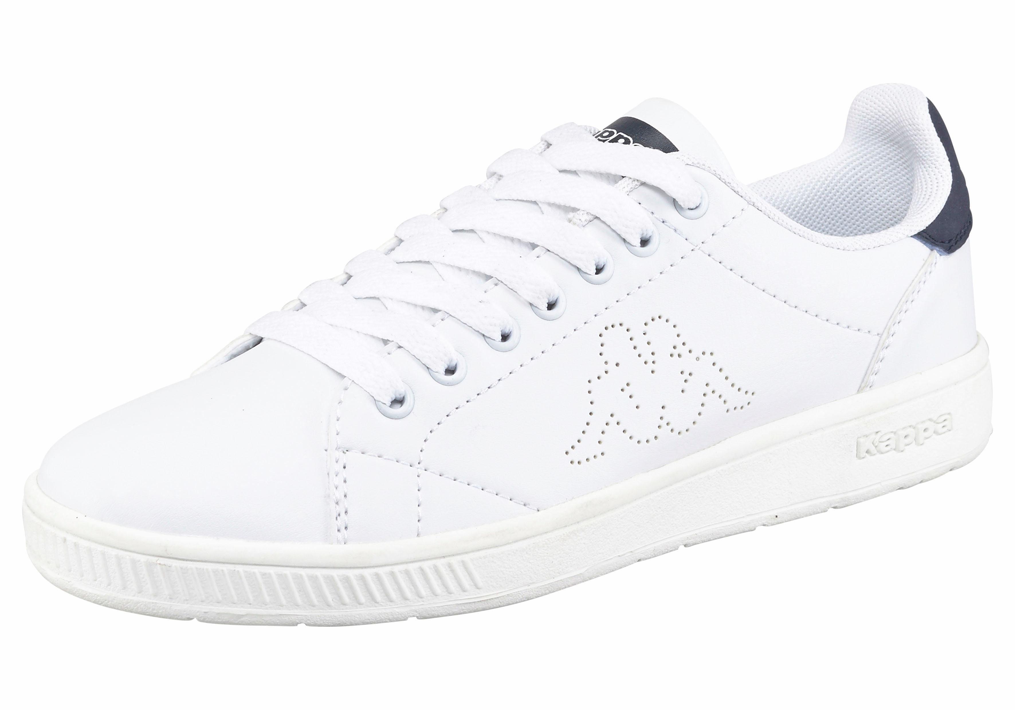 Kappa Court U Sneaker online kaufen  weiß-dunkelblau