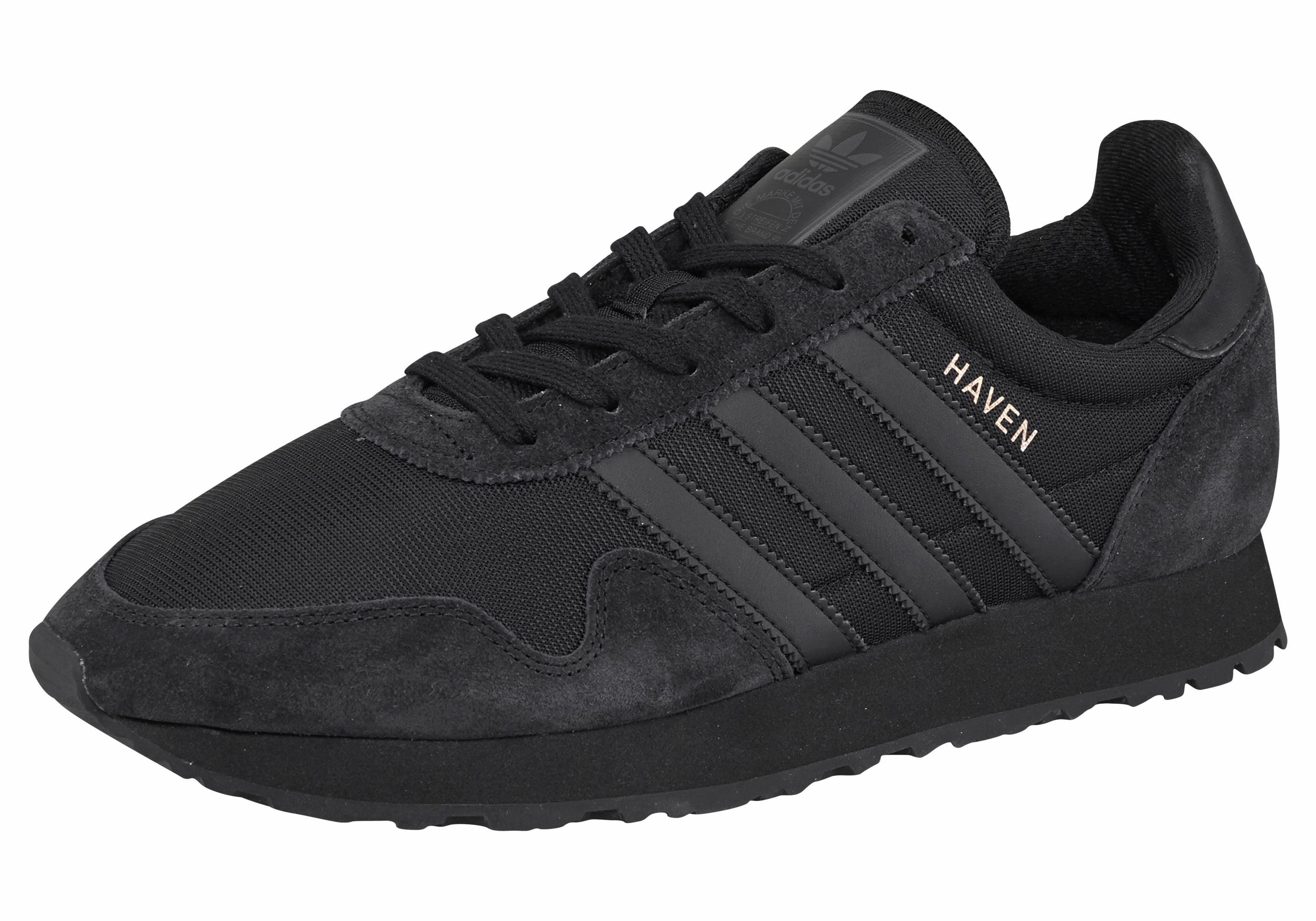 adidas Originals Haven Sneaker online kaufen  schwarz