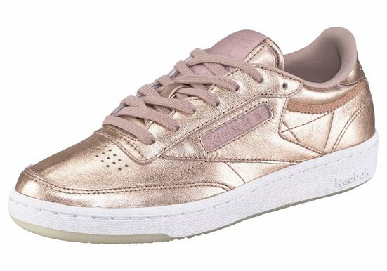 Reebok Classic »Club C 85 Melted Metal« Sneaker