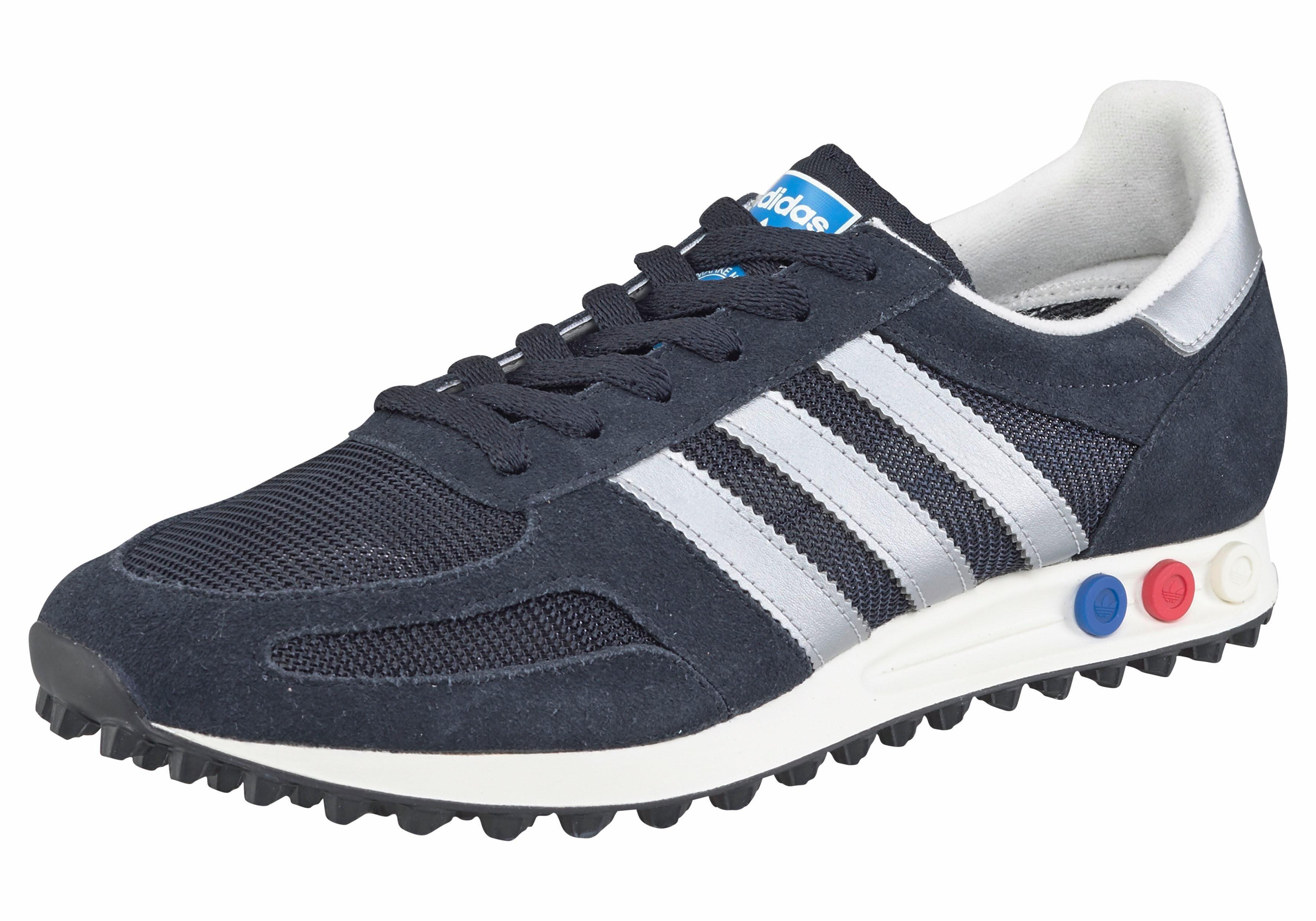 adidas Originals LA Trainer OG Sneaker kaufen  dunkelblau-silberfarben