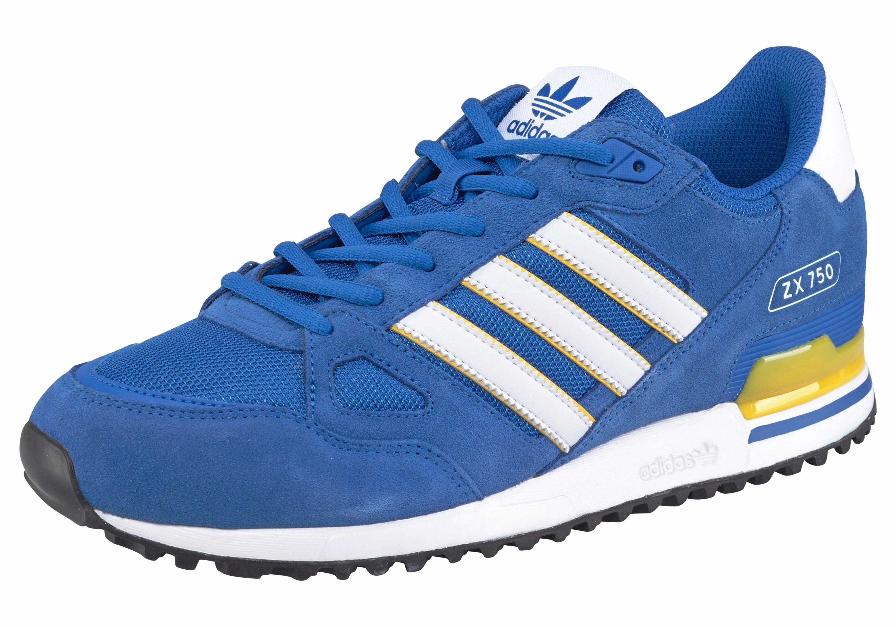 adidas Originals ZX 750 Sneaker online kaufen  royalblau-weiß