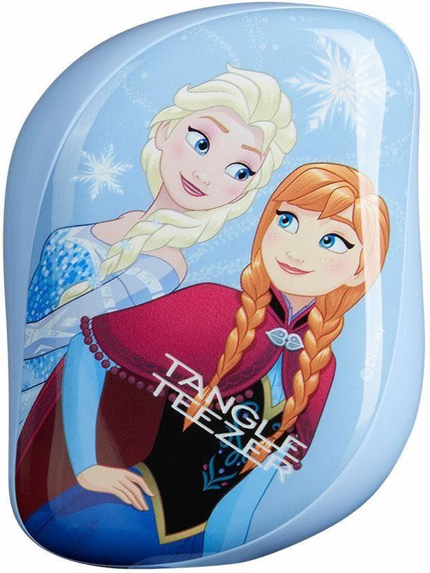 Tangle Teezer, »Compact Styler Frozen«, Haarbürste zum Entknoten von Haaren