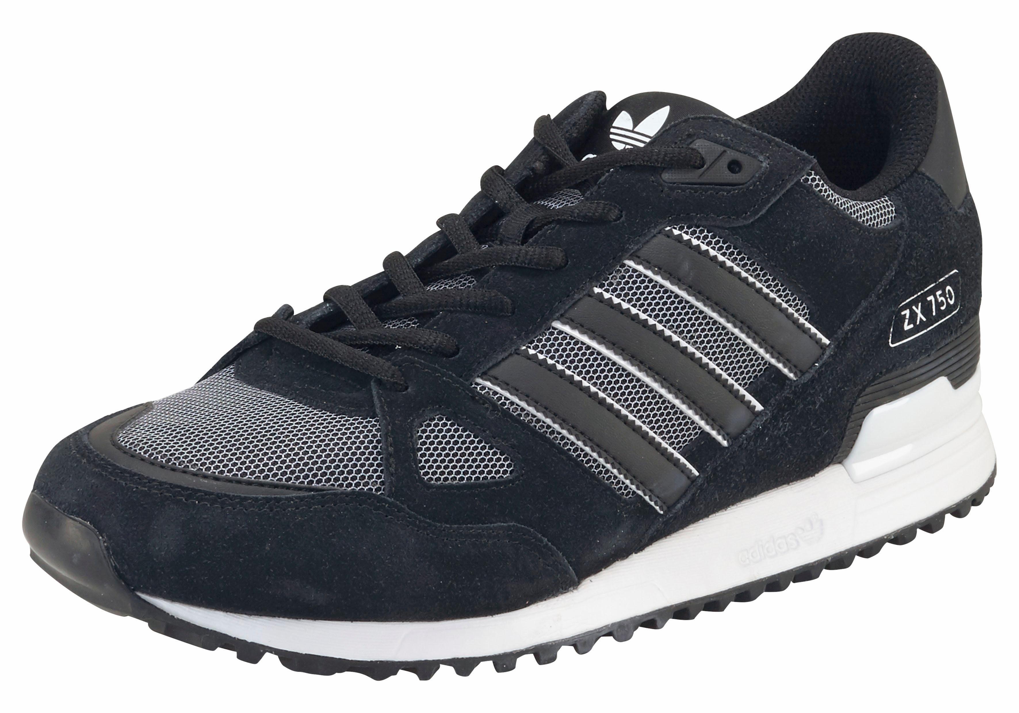 adidas Originals ZX 750 Sneaker online kaufen  schwarz-grau