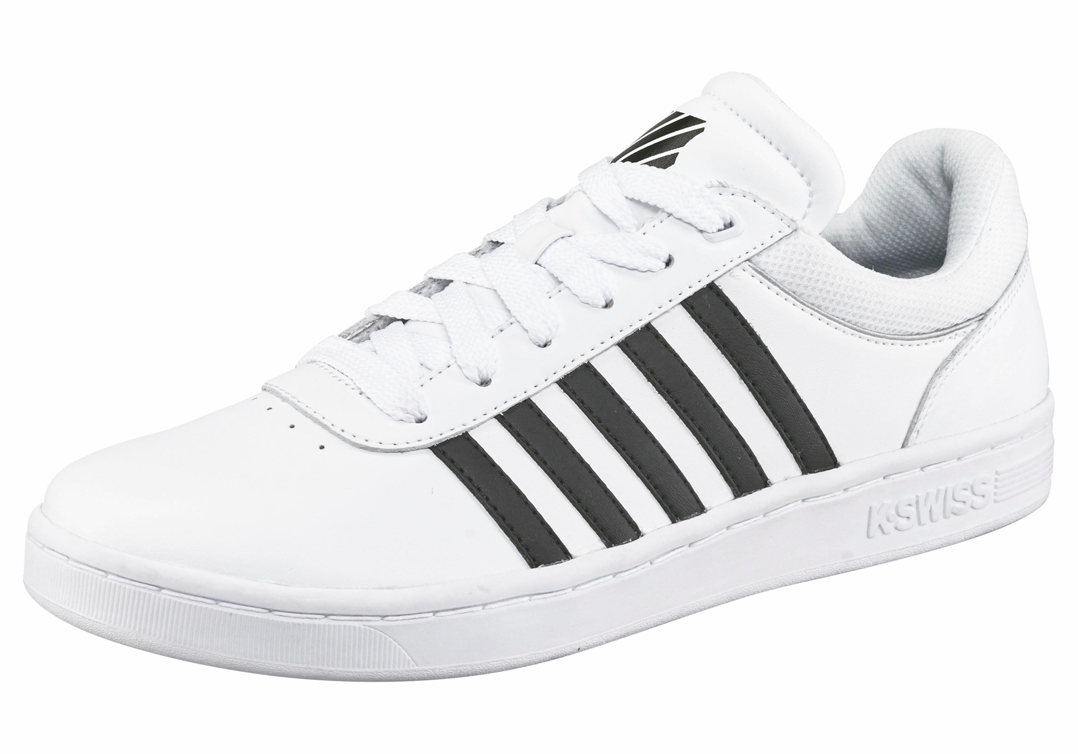 K-Swiss Court Cheswick Sneaker online kaufen  weiß-schwarz