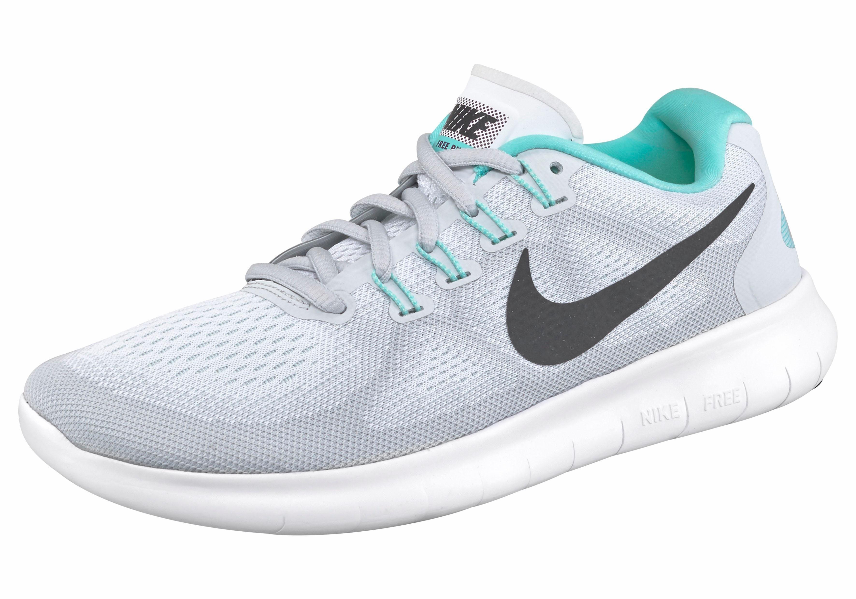Nike »Wmns Free Run 2« Laufschuh, natur, sand