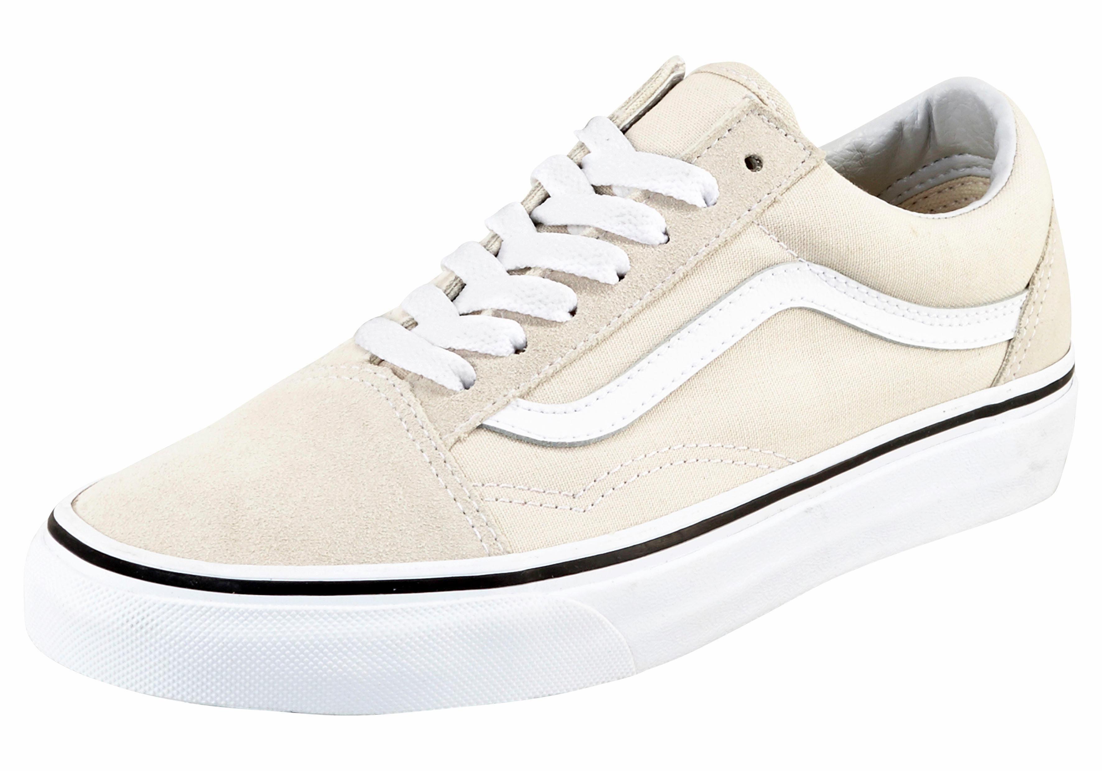 Vans Old Skool W Sneaker online kaufen  beige