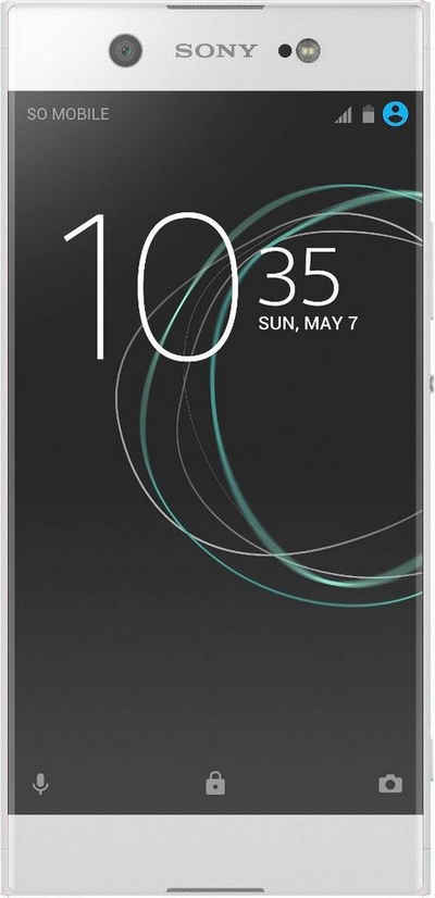 Sony Xperia XA1 Ultra Smartphone, 15,24 cm (6 Zoll) Display, LTE (4G), Android, 23,0 Megapixel, NFC Sale Angebote Wiesengrund