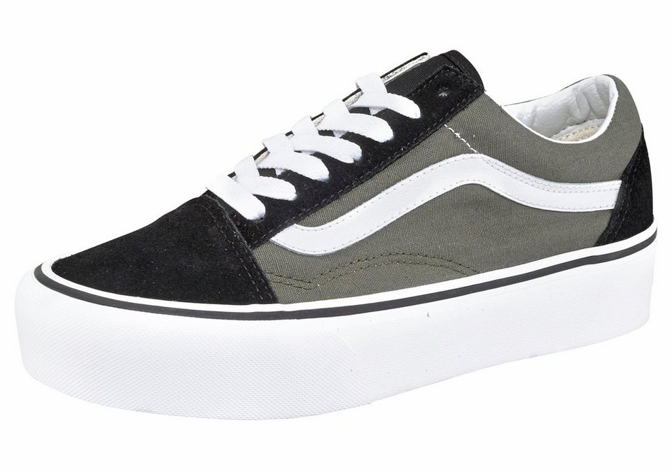 vans old skool platform plateausneaker kaufen otto. Black Bedroom Furniture Sets. Home Design Ideas