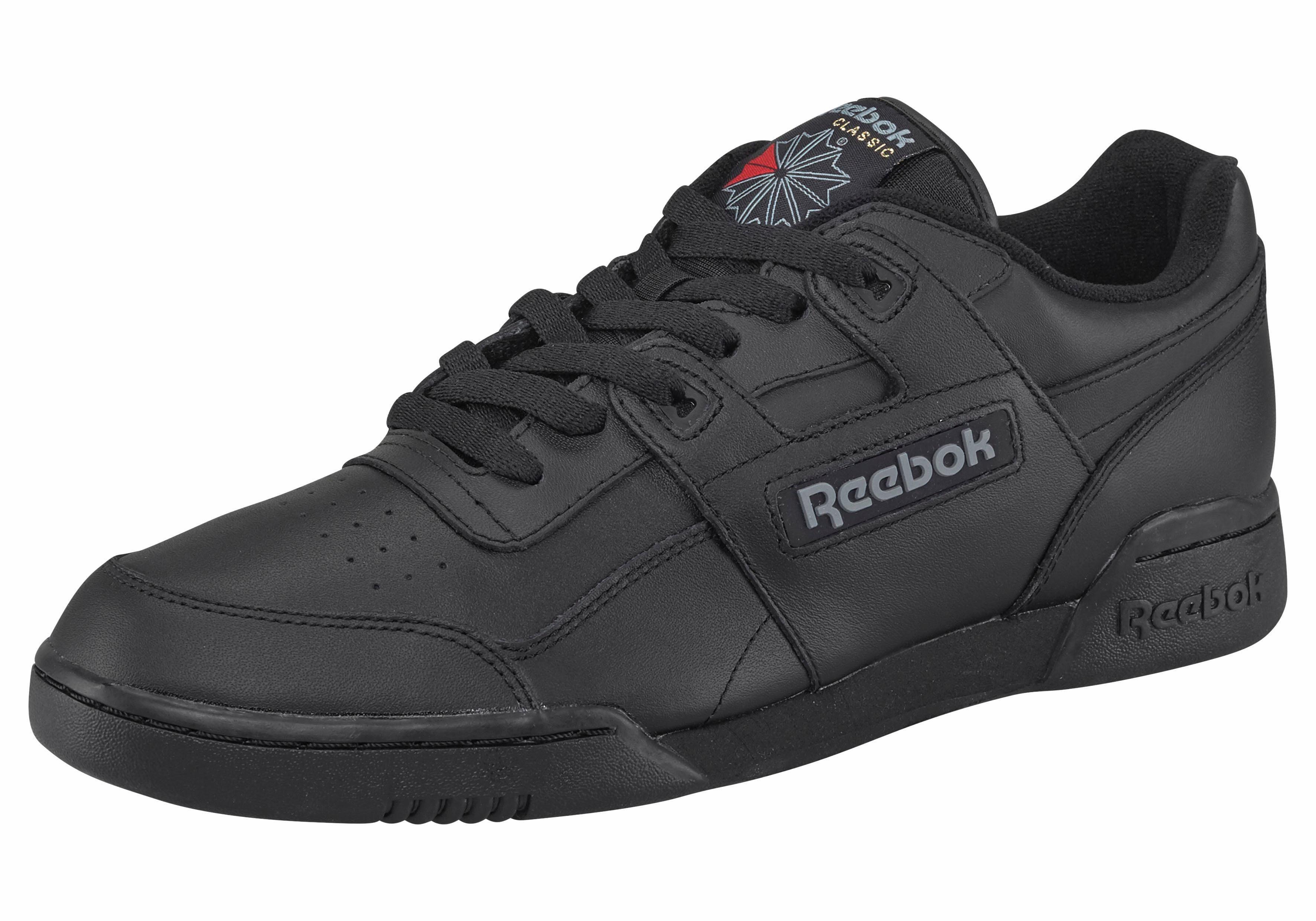 Reebok Classic Workout Plus Sneaker kaufen  schwarz