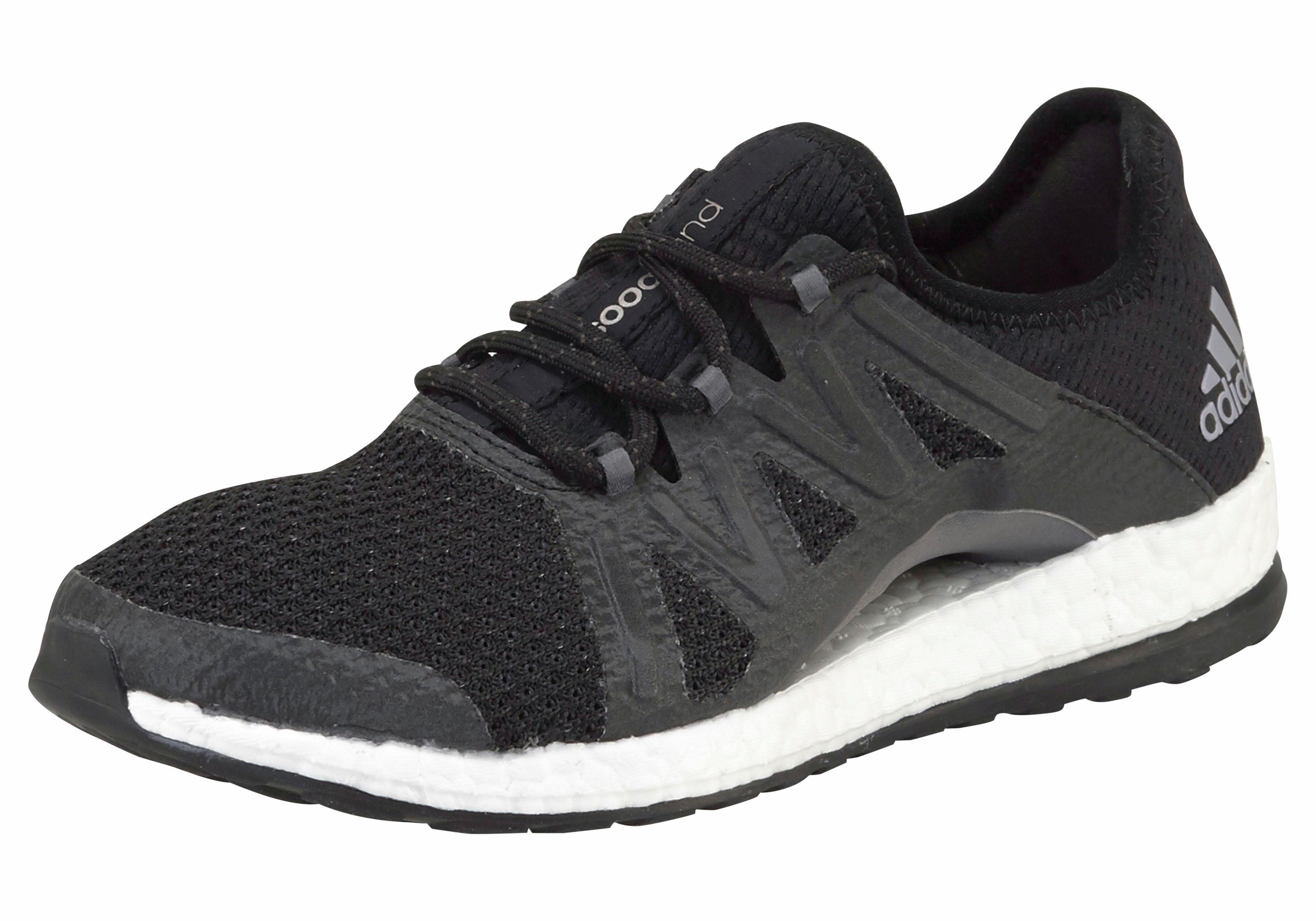 adidas Performance Pure Boost Xpose Laufschuh  schwarz