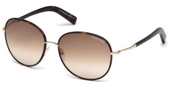 Tom Ford Damen Sonnenbrille »Georgia FT0498«