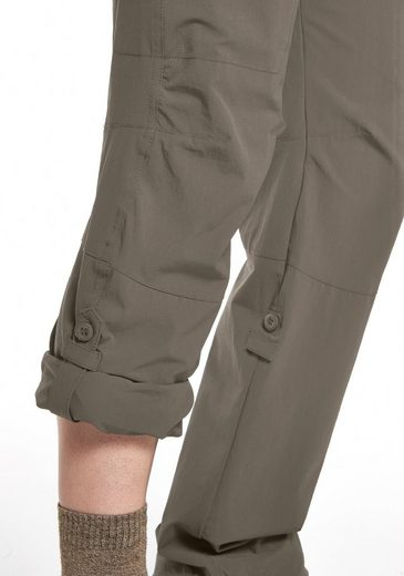 Maier Sports Functional Pants Lulaka, With Roll-up Function