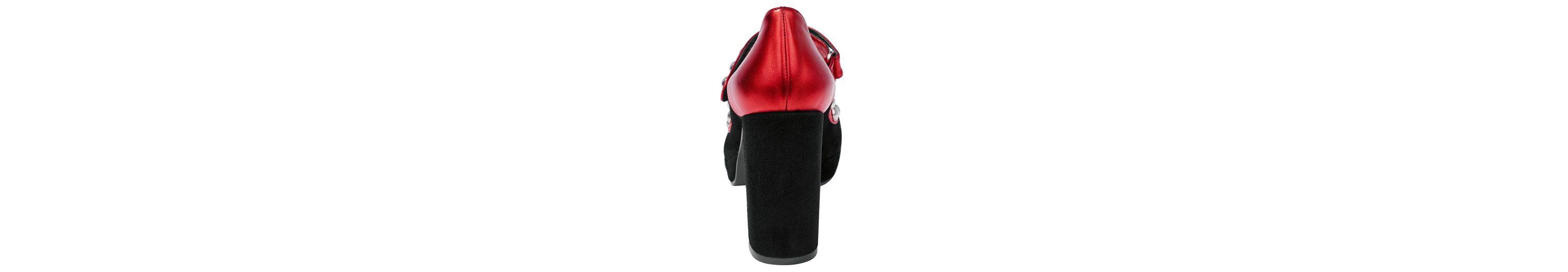 Vorbestellung Günstig Online Billig Verkaufen Mode Heine Pumps mit Nieten Kaufen Billige Angebote In Deutschland Verkauf Online cICN1aoXQ