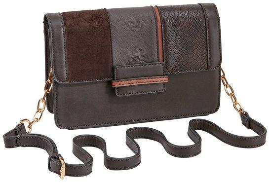 Heine Bag In Materialmix