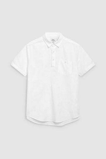Next Hemd zum Überziehen aus Leinengemisch