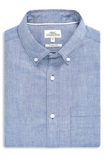 Next Kurzärmeliges Oxford-Hemd
