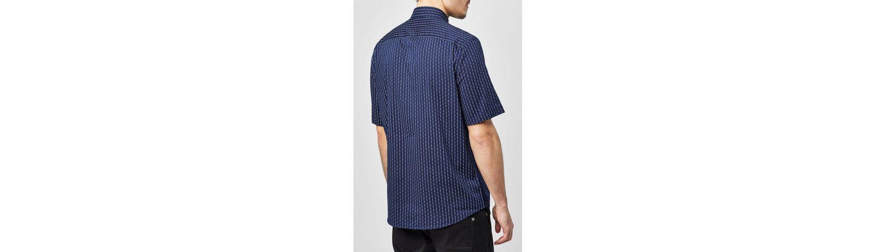 Rote Vorbestellung Eastbay Günstig Kaufen Neue Stile Next Kurzärmeliges Hemd mit geometrischem Muster Verkauf Authentisch 1qzxxLJ