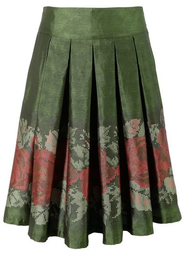 Country Line Costume Skirt With Side Zipp