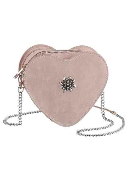Klimm Trachtentasche in Herzform