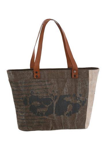 Spieth & Wensky Trachtentasche mit Aufdruck