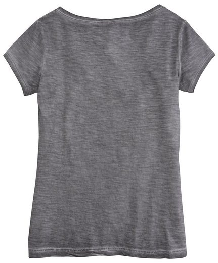 Hammerschmid Trachtenshirt Damen mit Strassapplikationen