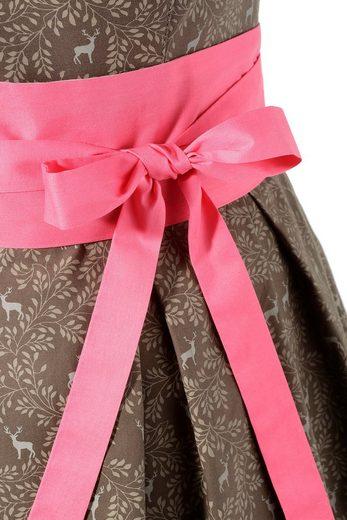 Spieth & Wensky Trachtenkleid Damen mit Hirschprint