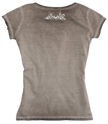 Marjo Trachtenshirt Damen mit Pailletten