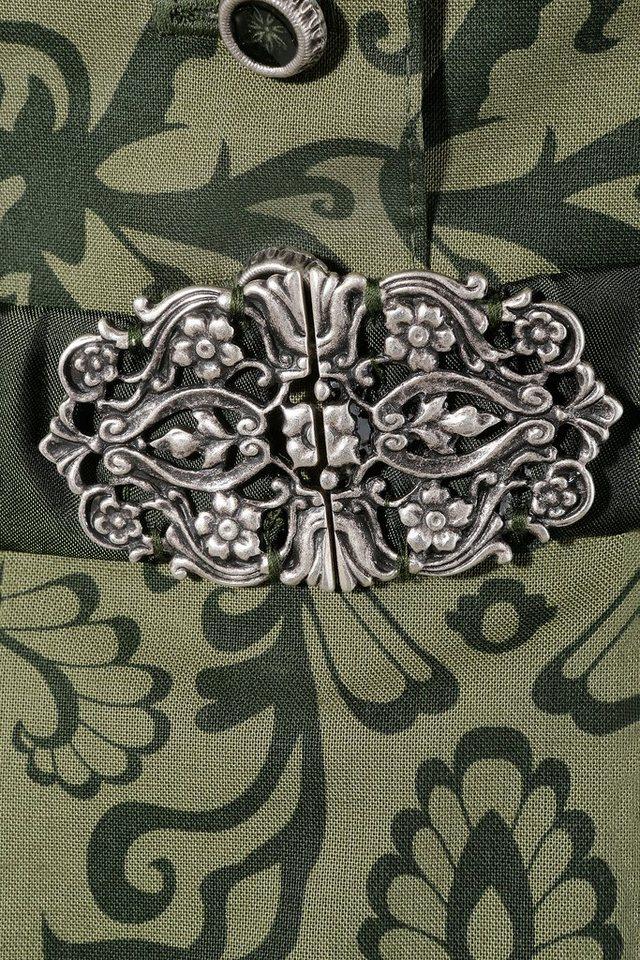 Love Nature Trachtenkleid Damen mit Metallknöpfen