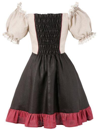 Hannah Trachtenkleid Damen im Carmen-Style
