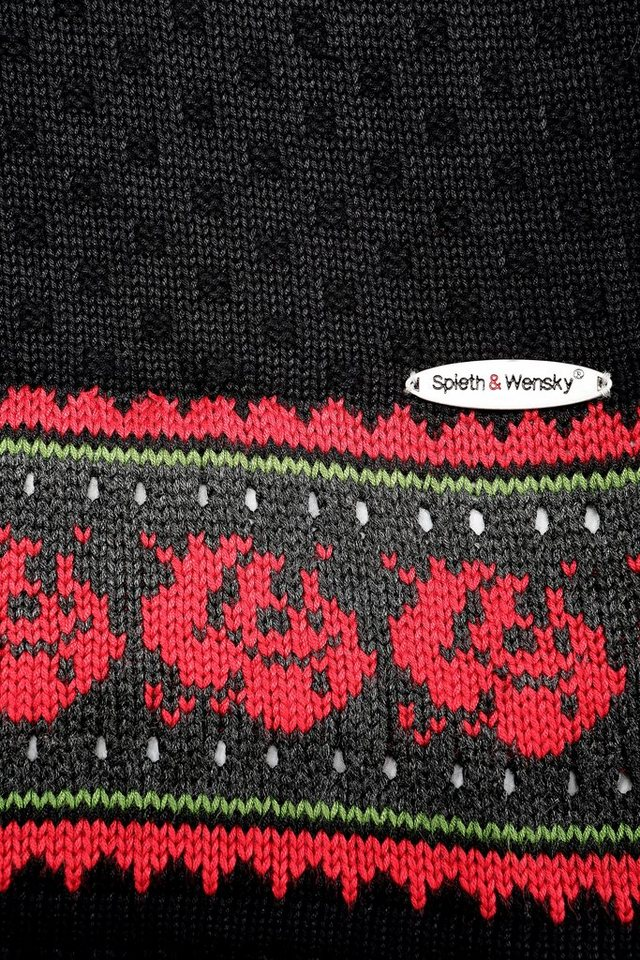 Spieth & Wensky Trachtenpullover Damen in weicher Qualität