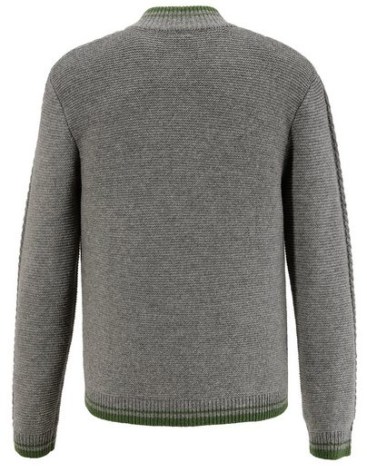 Hammer Schmid Costume Pullover Men In Wool Quality