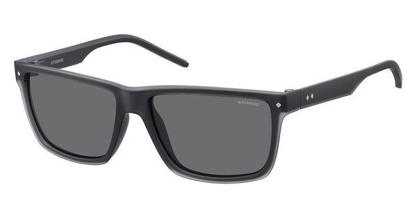 Polaroid Herren Sonnenbrille » PLD 2039/S«, braun, J7M/94 - braun/braun