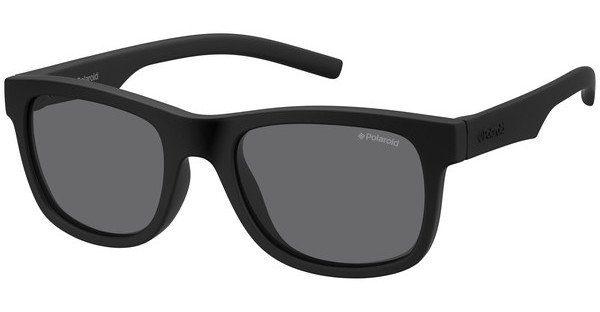 Polaroid Kinderbrillen Sonnenbrille » PLD 8018/S«, rosa, CYQ/AI - rosa/rosa