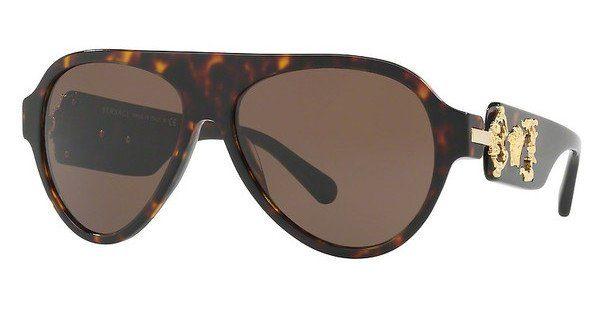 Versace Herren Sonnenbrille »VE4323«