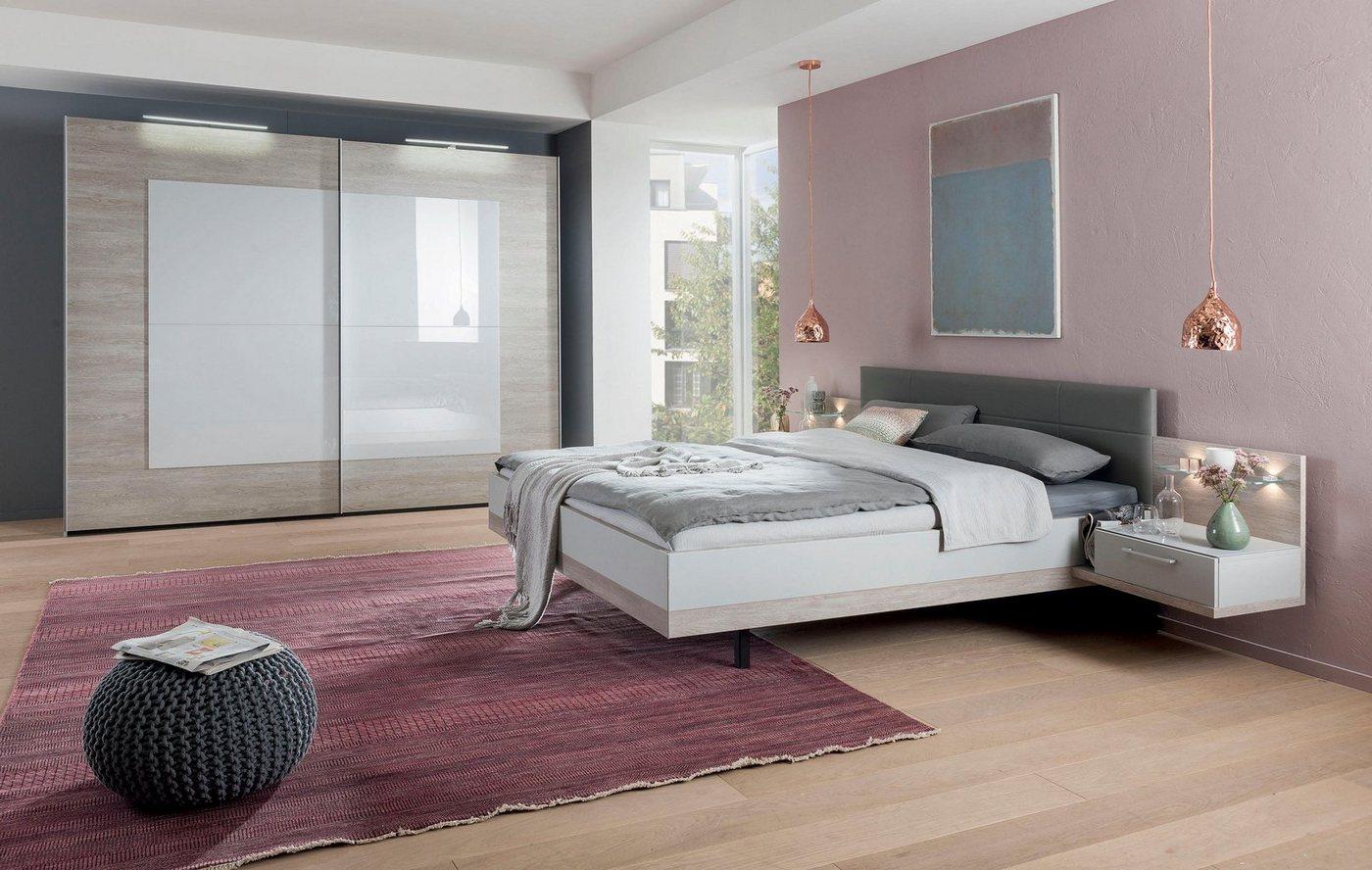 Kleiderschränke - nolte® Möbel Schwebetürenschrank »Novara« mit edler Glasfront  - Onlineshop OTTO