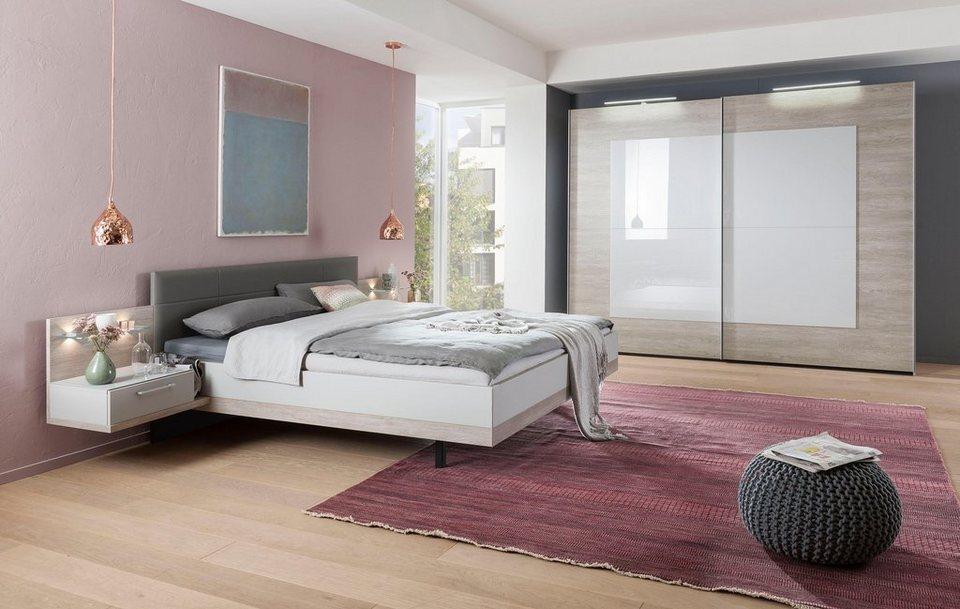 Nolte Mobel Schlafzimmer Set Novara