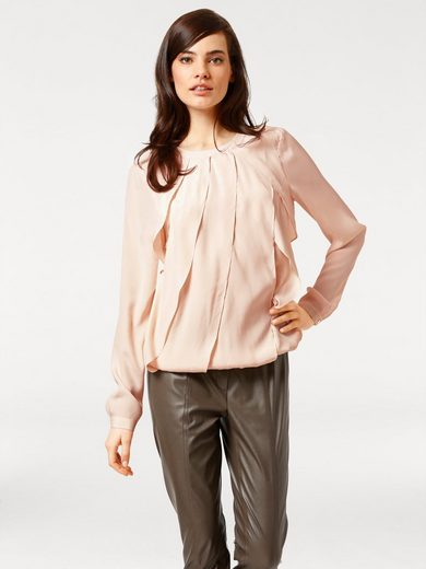 Patrizia Dini By Heinere Blouse With Volants